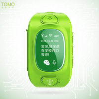 2014 GPS Watch Phone with WIFI Bluetooth Enabled for Kids Tracking