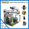 high quality 0.5-2tph rabbit food feed making machine