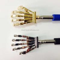 Zombie hand back massager, Robot arm Back Scratcher, Power glove Back scratcher