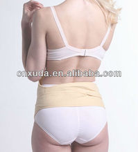 Soft Comfort Maternity Support Belt Belly Band 5~8 Months Pregnancy Yellow