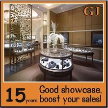 Customized jewellery window display jewellery showroom counter design jewellery shops interior design images