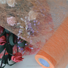 flower wrapping sisal mesh for christmas gift packing