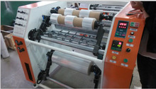 plastic film slitting rewind machine