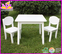 Hot new product for 2015 wooden table and chair,cheap children table and chair set toys,hot sale wooden toy table chair W08G037