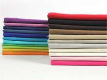 Pure cotton linen fabric material clothes