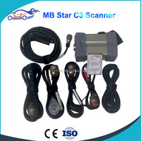 Truck&car diagnostic multi car scanner reading trouble code Mb Star C3