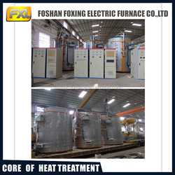 950C pit type mini gear quenching furnace