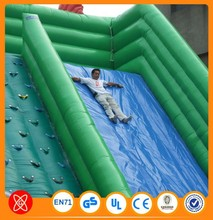 Customized size inflatable water slides for rent