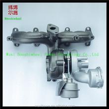 Popular !! VNT turbo GT1749V 720855-5006 720855-0006 OEM 03G253016Q turbocharger for VW&Audi of wuxi factory