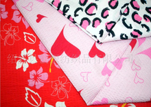 printed seersucker cotton fabric used for fashion dress,bedsheets,Shirts, casual wear, overalls
