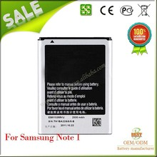 High Quality li-ion battery eb615268vu mobile Phone Battery For Sumsung Note1 N7000