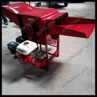New design 600kg/h gasoline small price rice threshing machine