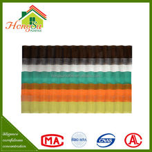 New product Promotion Impact resistance polycarbonate type of roofing sheets
