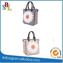 2015 new design bag women canvas vintage tote bag