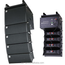 conference audio system self powered line array