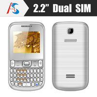 very simple bar qwerty keypad mobile phone with wifi cheap