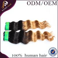 2015 new stylish Deep Wave can you perm brazilian hair