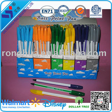 2014 hot selling buy wholesale direct from china color pp plastic pen