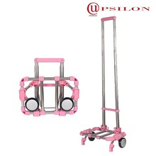Utility stable stainless steel garden cart