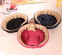 factory direct Plush soft watermelon fruit shaped Pet Beds dog bed mat/mattress2016