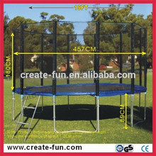 CreateFun Newest multi functional giant trampolin