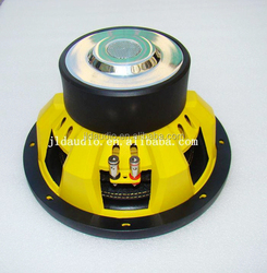 10 inch Car Subwoofer , 500 Watts Rms Speaker