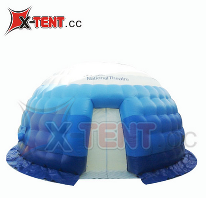 New design outdoor inflatable air dome tent