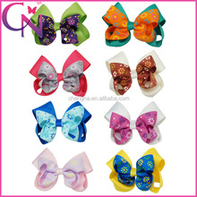 2015 Hair Pinch Clips Boutique Hair Bows CNHB-1312220