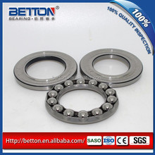 110*145*25mm alibaba export OEM steel cage thrust ball bearing 51122