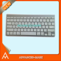 New ! Wireless Bluetooth US Layout Keyboard For iMAC MC184LL/A Desktop , Model No : A1314 , White Color