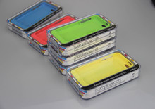 TOP SELLING SHENZHEN FACTORY 2200MAH EXTERNAL BATTERY BACKUP CHARGER CASE FOR I PHONE 5, 5S & 5C
