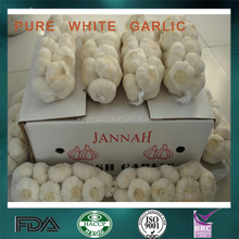 Wholesale pure white fresh garlic