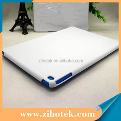 Hot new products for 2015 3d sublimation mobile phone cases printing for ipad 6, sublimation 3d cases for ipad 6