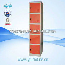 five door lockers