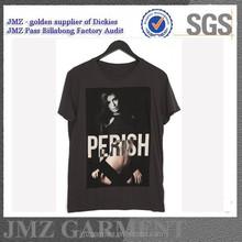 OEM wholesale fashion printed t shirts for men