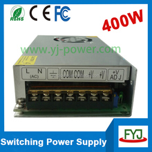 high quality constant voltage switching power supply 400w ac to dc 24v LED power supply 400w
