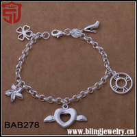 Alibaba China Lucky Charm Power Energy Bracelets Custom