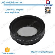 Digital Camera lens Camera Lens Camera Wide Angle Lens Fisheye Lens 72mm 0.8X