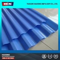 Cheap Roofing Materials Galvanized Corrugated Steel Sheet For prefabricated House