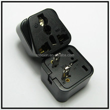 wholesales Plug with socket AC universal travel adapter plug korea CE