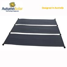 2015 Australia popular PP plastic solar collector for swimming pool heating