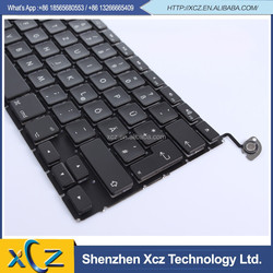 "Computer keyboard for macbook pro A1278 13"" keyboard"