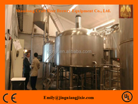 CE certificate 15 barrel commercial craft beer brewing equipment for sale
