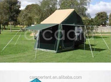 New fashion design cotton canvas car roof top tent