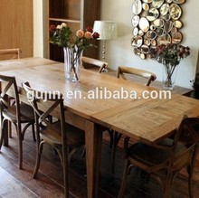 Vintage Reclaimed EXTENSION Dining Tables and Chairs
