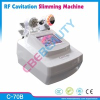 C-70B Best multifunction weight loss portable cavitation rf machine for sale