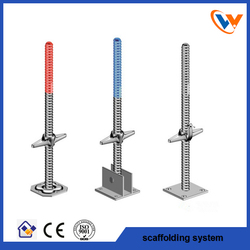 BUILDING CONSTRUCTION TOOLS SCAFFOLDING SCREW JACKS PRICE