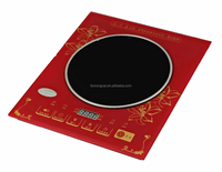 touch controlled portable electric induction cooker with high qualitty