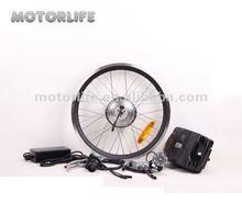 "Motorlife 26"" 250w fai da te e- kit bici 24v"