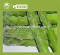 las exportaciones de china orgánica espárrago verde congelado